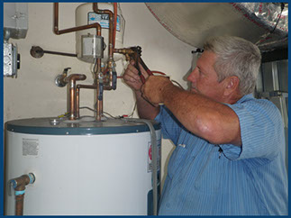 plumber working in Stuart, Florida