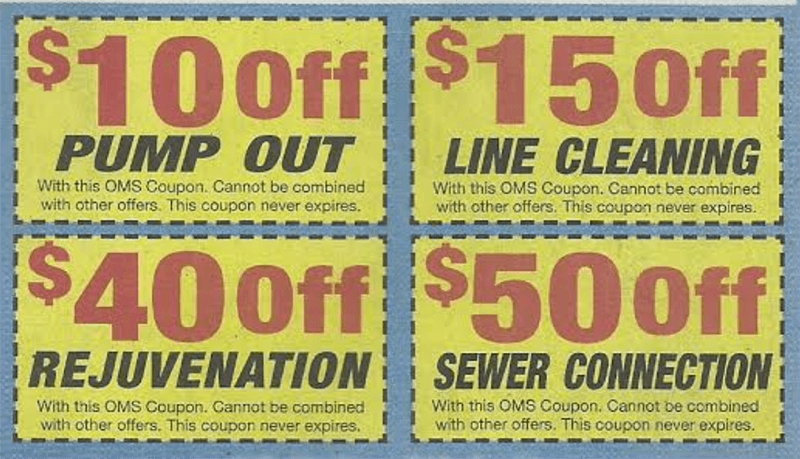 Plumber coupons Port St. Lucie, Stuart, Vero Beach, Fort Pierce