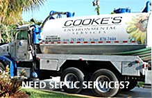 septic tank pump out Stewart Florida