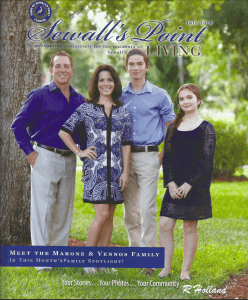Cooke's Featured in Sewall's Point Living Magazine