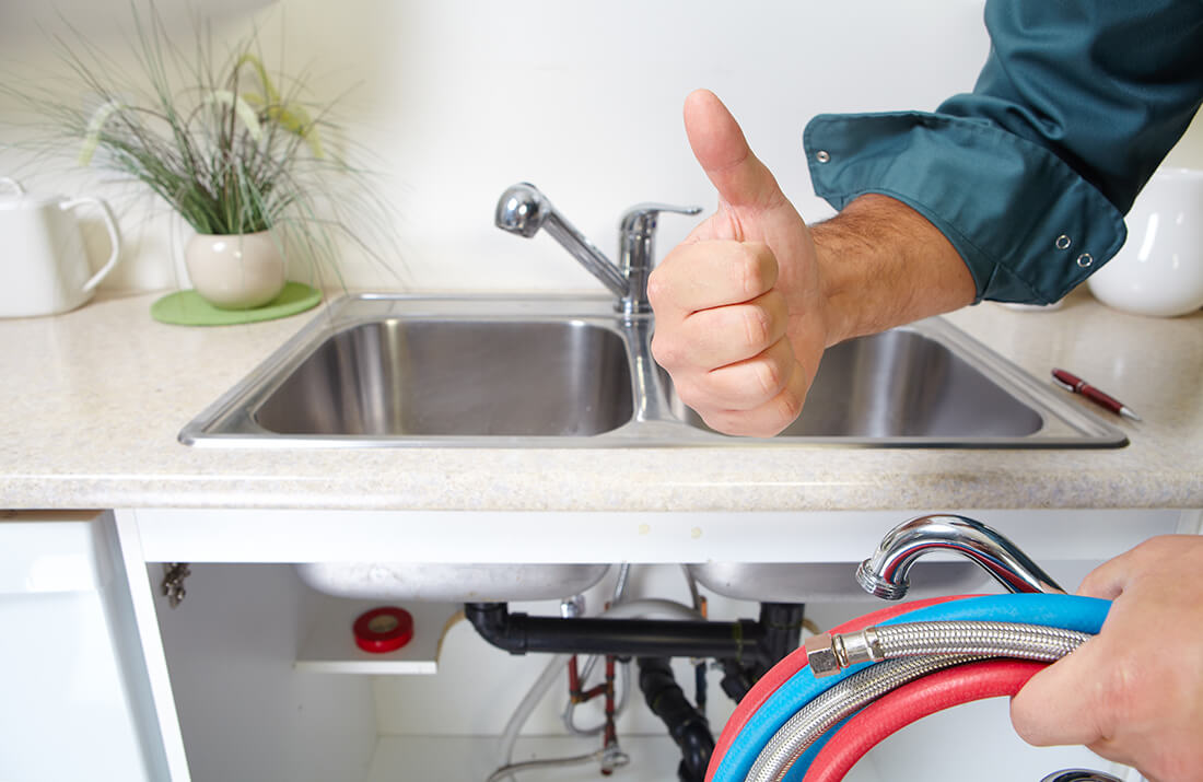 New kitchen sink installation Port St. Lucie
