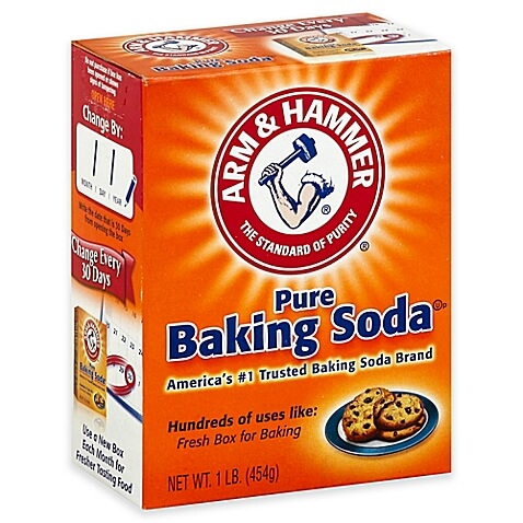 Baking soda helps plumbers avoid clogs