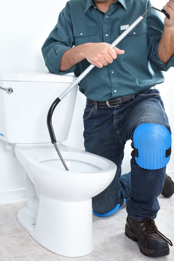 Repairing a toilet in Port St Lucie and Stuart