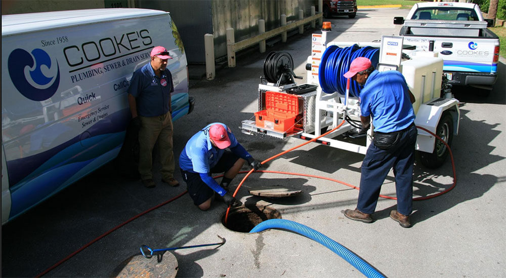 Port St. Lucie / Stuart area grease trap cleaning service